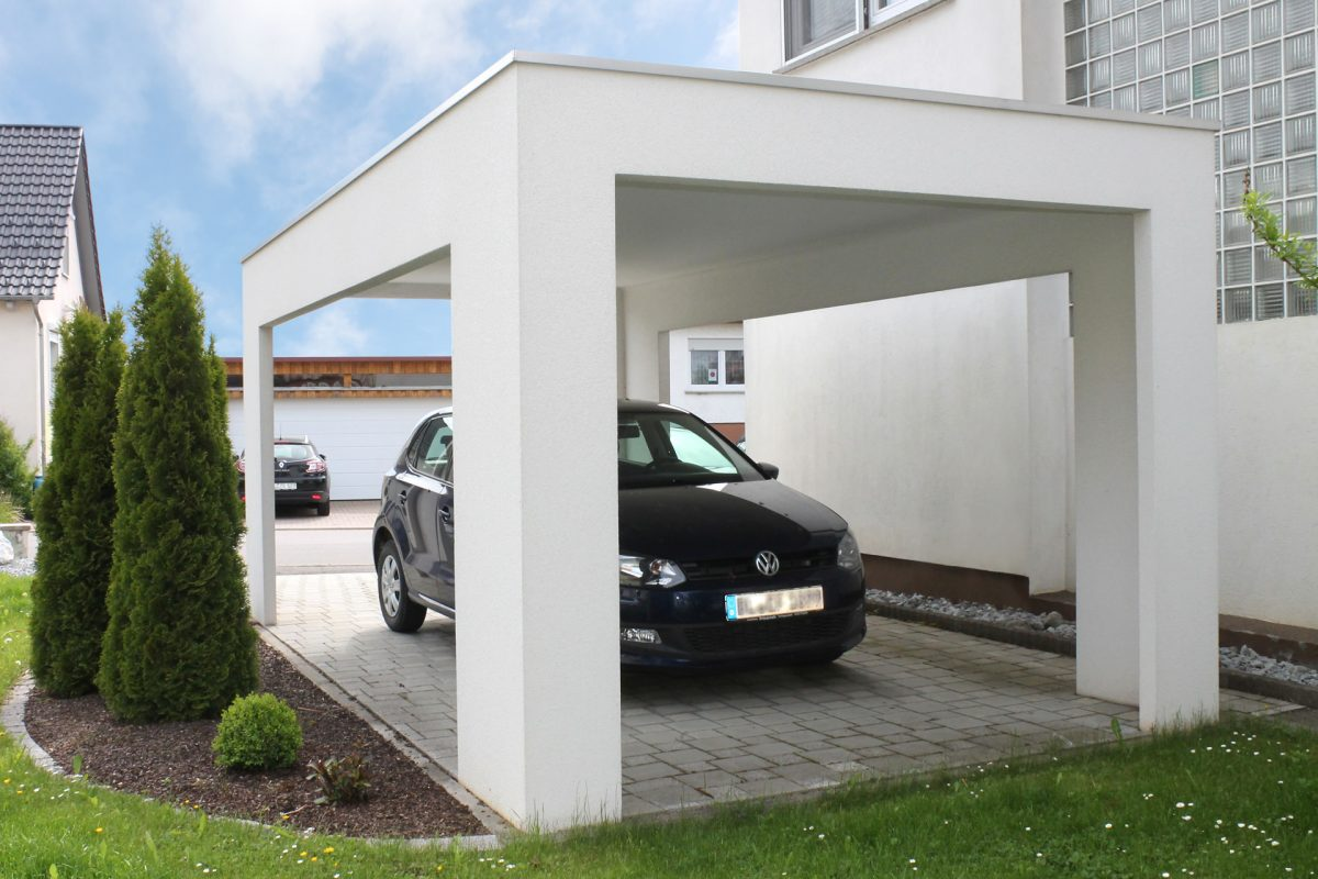 carports fertiggaragen programm. Black Bedroom Furniture Sets. Home Design Ideas