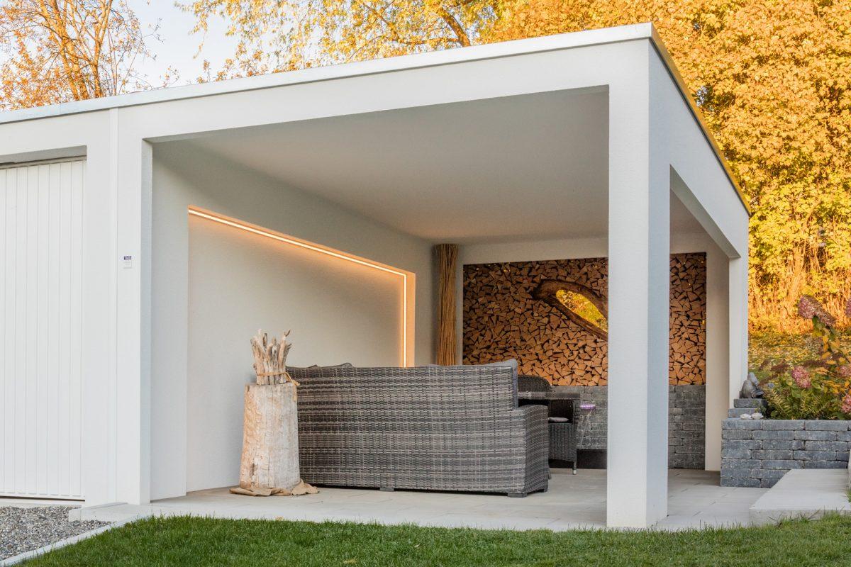 carports fertiggaragen programm. Black Bedroom Furniture Sets. Home Design Ideas